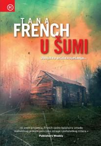 Naslovnica knjige: U šumi