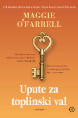 Naslovnica knjige: UPUTE ZA TOPLINSKI VAL