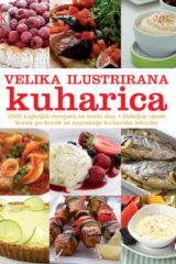Naslovnica knjige: VELIKA ILUSTRIRANA KUHARICA