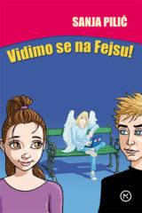 Naslovnica knjige: VIDIMO SE NA FEJSU