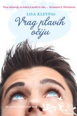 Naslovnica knjige: Vrag plavih očiju