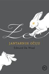 Naslovnica knjige: ZEC JANTARNIH OČIJU