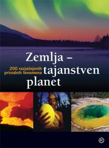 Naslovnica knjige: ZEMLJA – TAJANSTVEN PLANET