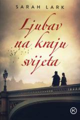 Naslovnica knjige: Ljubav na kraju svijeta