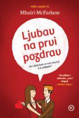 Naslovnica knjige: Ljubav na prvi pozdrav