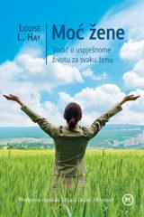 Naslovnica knjige: MOĆ ŽENE
