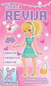 Naslovnica knjige: MODNA REVIJA – ružičasta