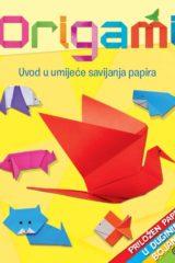 Naslovnica knjige: ORIGAMI