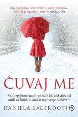 Naslovnica knjige: Čuvaj me