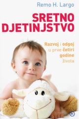 Naslovnica knjige: Sretno djetinjstvo