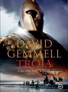 Naslovnica knjige: Troja – gromoviti štit