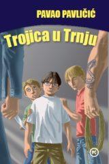 Naslovnica knjige: TROJICA U TRNJU