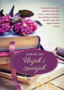 Naslovnica knjige: Uvijek i zauvijek