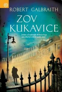 Naslovnica knjige: ZOV KUKAVICE